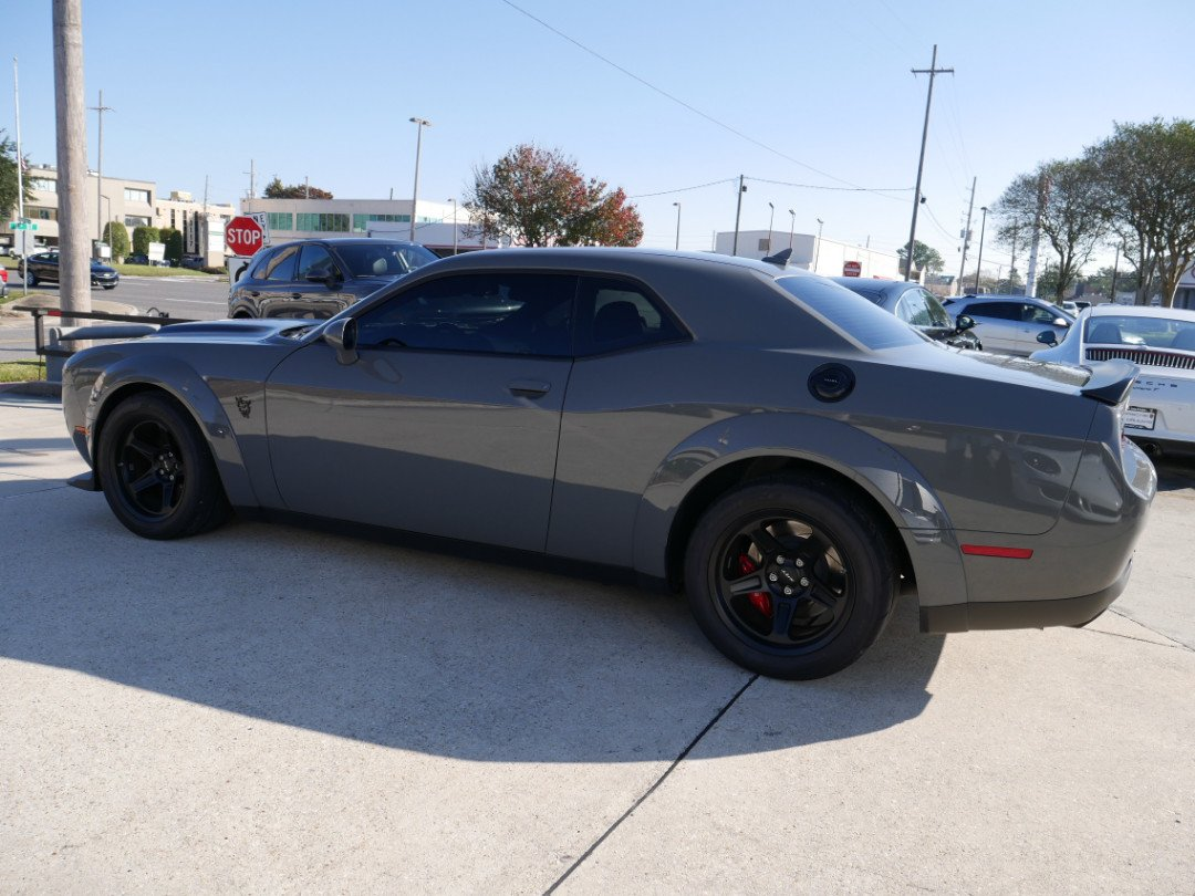Pre-Owned 2018 Dodge Challenger DEMON