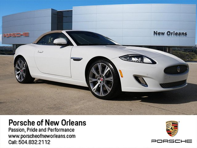 Pre Owned 2014 Jaguar XK Base