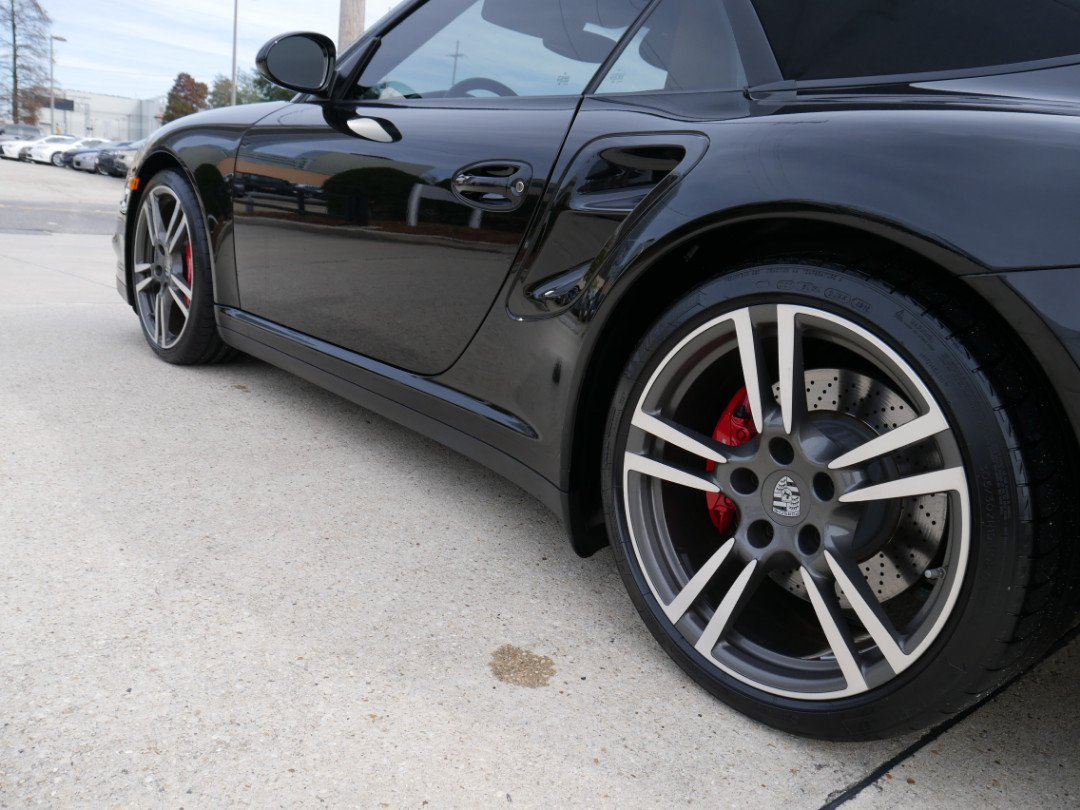 Certified Pre-Owned 2013 Porsche 911 Turbo