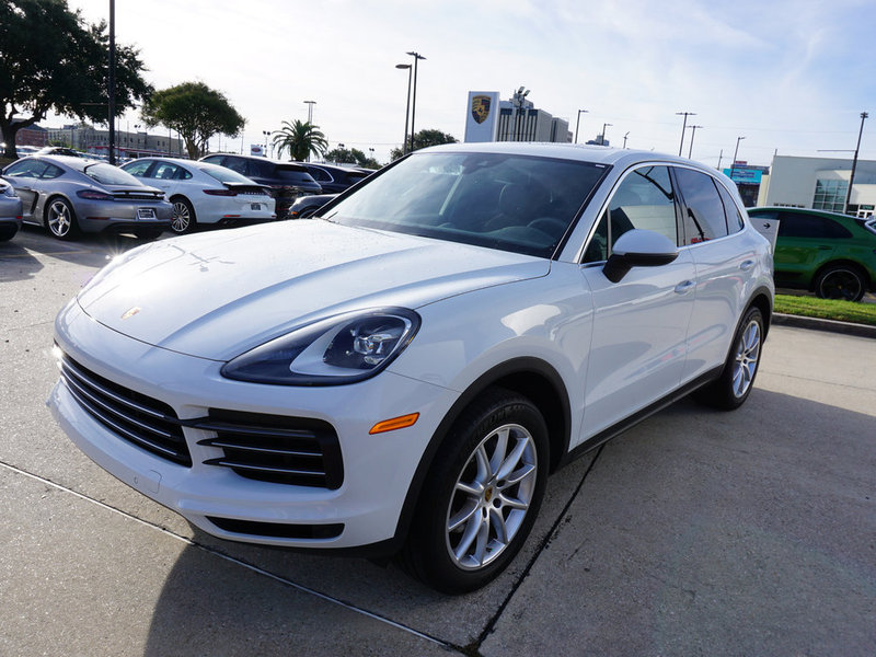 Certified Pre-Owned 2019 Porsche Cayenne AWD