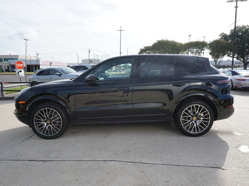 Certified Pre-Owned 2019 Porsche Cayenne S AWD